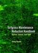 Turfgrass Maintenance Reduction Handbook: Sports, Lawns, and Golf (1575041065) cover image