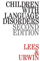 Children with Language Disorders, 2nd Edition (1861560265) cover image