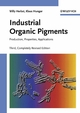 Industrial Organic Pigments: Production, Properties, Applications, 3rd, Completely Revised Edition (3527604065) cover image