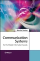 Communication Systems for the Mobile Information Society (0470026766) cover image