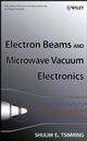 Electron Beams and Microwave Vacuum Electronics (0470048166) cover image