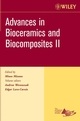 Advances in Bioceramics and Biocomposites II, Ceramic Engineering and Science Proceedings , Volume 27, Issue 6 (0470080566) cover image