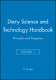 Dairy Science and Technology Handbook: Principles and Properties, Volume 1 (0470127066) cover image