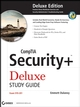 CompTIA Security+ Deluxe Study Guide: SY0-201  (0470372966) cover image