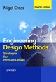 Engineering Design Methods: Strategies for Product Design, 4th Edition (0470519266) cover image