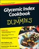 Glycemic Index Cookbook For Dummies (0470875666) cover image