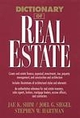 Dictionary of Real Estate (0471013366) cover image