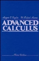 Advanced Calculus, 3rd Edition (0471025666) cover image
