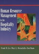 Human Resource Management in the Hospitality Industry (0471110566) cover image