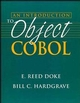 An Introduction to Object COBOL (0471183466) cover image
