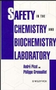 Safety in the Chemistry and Biochemistry Laboratory (0471185566) cover image