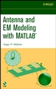 Antenna and EM Modeling with Matlab (0471218766) cover image