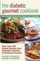 The Diabetic Gourmet Cookbook: More Than 200 Healthy Recipes from Homestyle Favorites to Restaurant Classics (0471393266) cover image