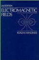 Electromagnetic Fields, 2nd Edition (0471811866) cover image