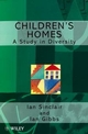 Children's Homes: A Study in Diversity (0471984566) cover image