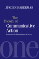 The Theory of Communicative Action: Reason and the Rationalization of Society, Volume 1 (0745603866) cover image