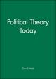 Political Theory Today (0745608566) cover image