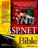 ASP .NET Bible (0764548166) cover image
