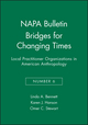 Bridges for Changing Times: Local Practitioner Organizations in American Anthropology (0913167266) cover image