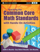 Teaching the Common Core Math Standards with Hands-On Activities, Grades 6-8 (1118108566) cover image
