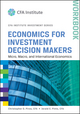 Economics for Investment Decision Makers Workbook: Micro, Macro, and International Economics (1118111966) cover image