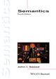 Semantics, 4th Edition (1118430166) cover image