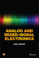 Analog and Mixed-Signal Electronics (1118782666) cover image