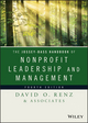 The Jossey-Bass Handbook of Nonprofit Leadership and Management, 4th Edition (1118852966) cover image