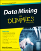 Data Mining For Dummies (1118893166) cover image