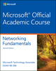 Exam 98-366 Networking Fundamentals, 2nd Edition  (1119412366) cover image