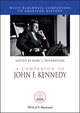 A Companion to John F. Kennedy (1444350366) cover image