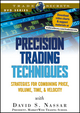 Precision Trading Techniques: Strategies for Combining Price, Volume, Time, and Velocity (1592800866) cover image