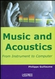Music and Acoustics: From Instrument to Computer (1905209266) cover image