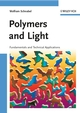 Polymers and Light: Fundamentals and Technical Applications (3527318666) cover image