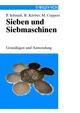 Sieben und Siebmaschinen (3527660666) cover image