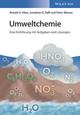 Umweltchemie: Eine Einführung mit Aufgaben und Lösungen (3527672966) cover image