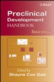 Preclinical Development Handbook: Toxicology (0470248467) cover image