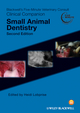 Blackwell's Five-Minute Veterinary Consult Clinical Companion: Small Animal Dentistry, 2nd Edition (0470959967) cover image