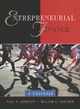 Entrepreneurial Finance: A Casebook (0471080667) cover image