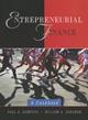 Entrepreneurial Finance: A Casebook (0471080667) cover image
