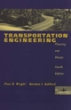 Transportation Engineering: Planning and Design, 4th Edition (0471173967) cover image
