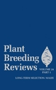Plant Breeding Reviews, Volume 24, Part 1: Long-term Selection: Maize  (0471353167) cover image