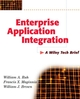Enterprise Application Integration: A Wiley Tech Brief (0471437867) cover image