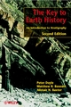 The Key to Earth History: An Introduction to Stratigraphy, 2nd Edition (0471492167) cover image