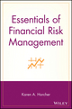 Essentials of Financial Risk Management (0471706167) cover image