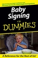 Baby Signing For Dummies (0471773867) cover image