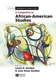 A Companion to African-American Studies (0631235167) cover image