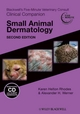 Blackwell's Five-Minute Veterinary Consult Clinical Companion: Small Animal Dermatology, 2nd Edition (0813815967) cover image