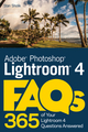Photoshop Lightroom 4 FAQs (1118352467) cover image