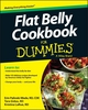 Flat Belly Cookbook For Dummies (1118692667) cover image